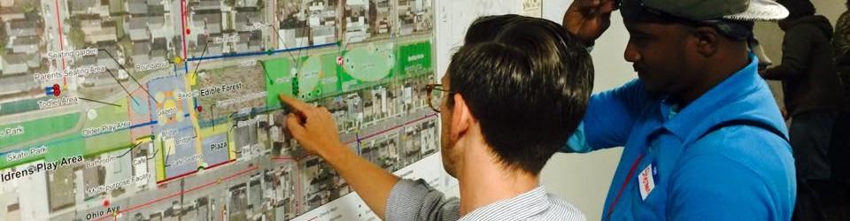 Community designing Unity Park
